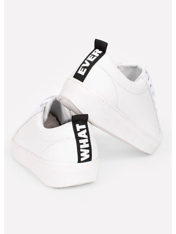 TENIS BAMBA WHAT EVER