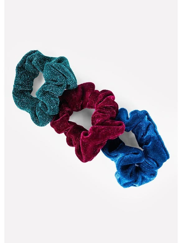 3P SCRUNCHIE MIX