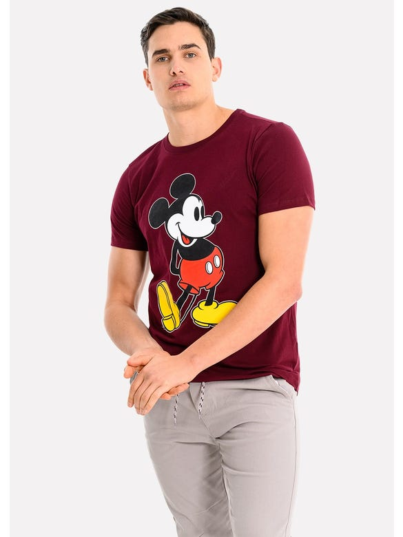 PLAYERA MICKEY CLÁSICO