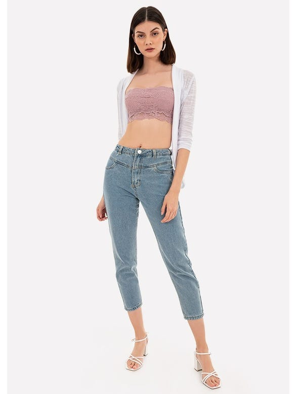 (DM)JEANS MOM FIT