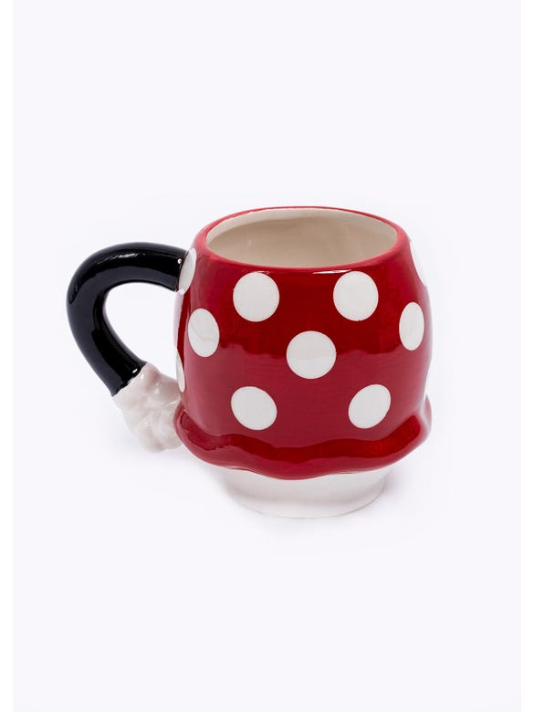 TAZA 3D MINNIE MOUSE
