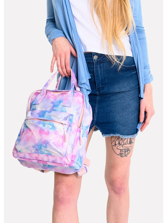 BACKPACK DOBLE ASA TIE DYE