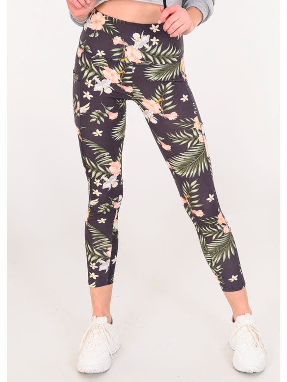 LEGGINGS TROPICALES