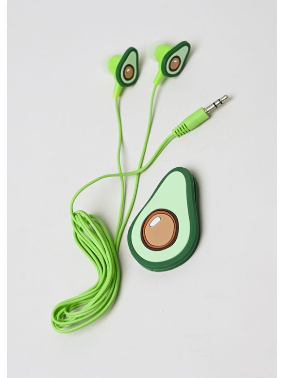 AUDIFONOS AGUACATE