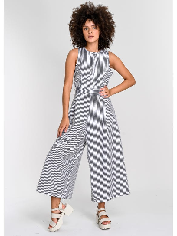 (FN)JUMPSUIT CUT OUT COST